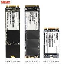Kingspec 2280 M.2 SSD 64GB 128GB 256GB M2 SSD 500GB 512GB 2242 Internal Hard Drive Disco Duro Disk for Laptop/ Notebook/Desktop