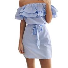 9ce41b28e0d8e Popular Denim Chiffon Dress-Buy Cheap Denim Chiffon Dress lots from ...