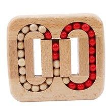 Brinquedo de bloqueio mágico inteligência luban fechaduras antigo china ancestral bloqueios tradicional de madeira cérebro teaser puzzle brinquedos educativos
