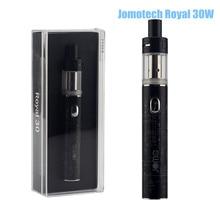 เดิมJomotech 30วัตต์บุหรี่อิเล็กทรอนิกส์Modsพระราช30กล่องสมัย1150มิลลิแอมป์ชั่วโมงVapeปากกาeCigaretteชุดVS iStick 30 Subtank Jomo-108