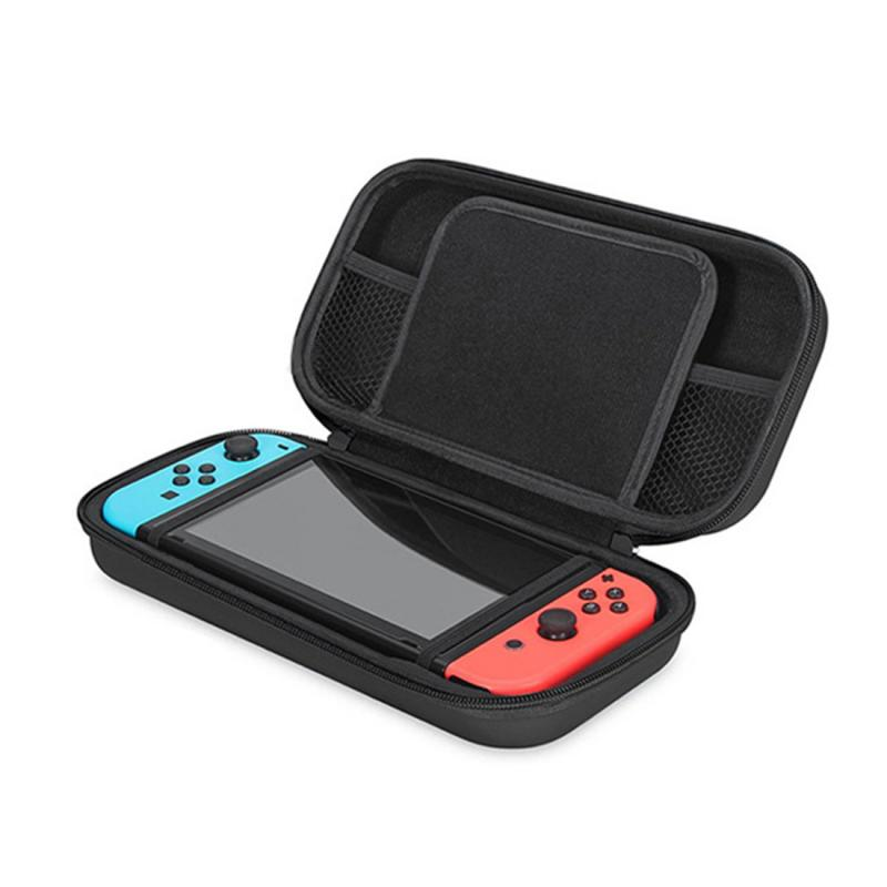 Portable Hard Shell Case for Nintend Switch Water-resistent EVA Carrying Storage Bag for Nitendo switch NS Console Accessories smatree n500 for switch case handbags ns carrying case storage carrying case portable travel bag for nintend switch accessories
