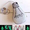 Lâmpada Modelo Do Bebê Travesseiro Bebê Apoio de Cabeça Almofada Quarto Ninho Travesseiro Noite Luminosa Acessórios para Toddle D05X35