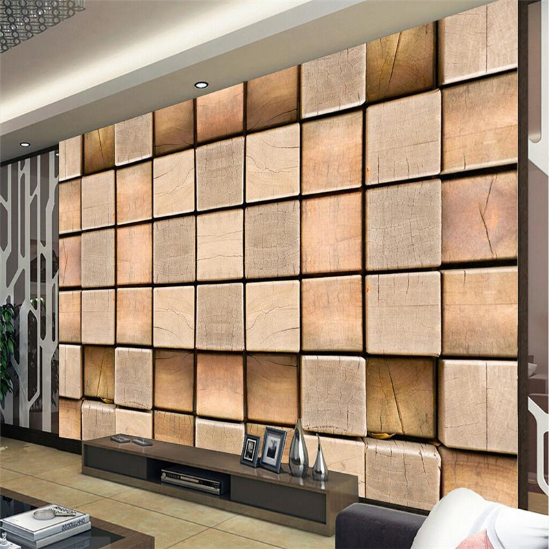 Buy 3d photo wallpaper wood carving wood for Big wallpaper for wall