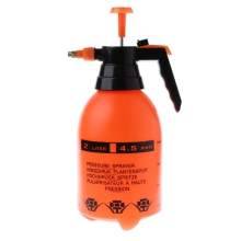 2L Car Washing Pressure Spray Pot Auto Clean Air Compression Pump Sprayer Bottle Hand Pressure Garden Watering Spray Bottle