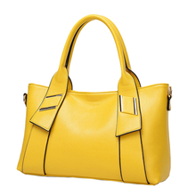 KEYTREND Women Leather Handbags Zipper Casual Totes Bag Fashion Shoulder Crossbody Bags For Ladies High End Quality Gifts KSB070