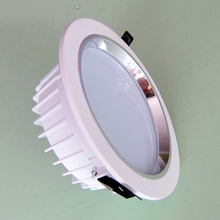 Wholesale price Super Bright 9W 15W 20W 25W 30W Led Down Lights Recessed Lamp Warm/Natrual/Cold White AC85-265V 20pcs/lot