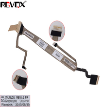 NEW Original Laptop Replacement  LCD Cable for HP CQ40 CQ45 Series(NEW) DC02000IS00 new original offer for lcd lc185exnsda1