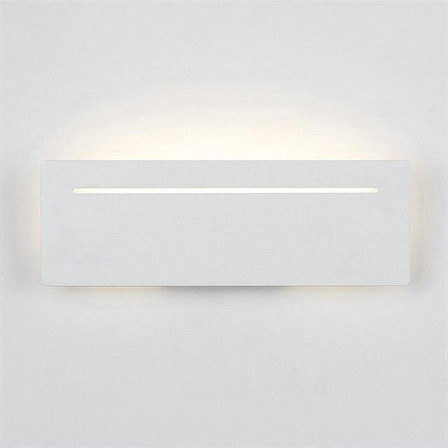 v modern aluminum led wall lamp bedside lamp lamparas luminaria lampada de led para casa