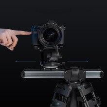 마이크로 2 카메라 슬라이더 미니 레일 트랙 시스템 비디오 슬라이더 Canon Sony Nikon Panasonic DSLR 카메라 Iphone 스마트 폰 ARRI MIN