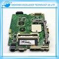 Original para asus k40ab laptop motherboard k50ab k50ad k50af k40ad k40af x8aaf x5dab x5daf mainboard ddr2 testado perfeito