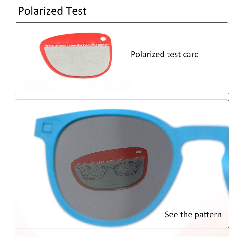 polarized test