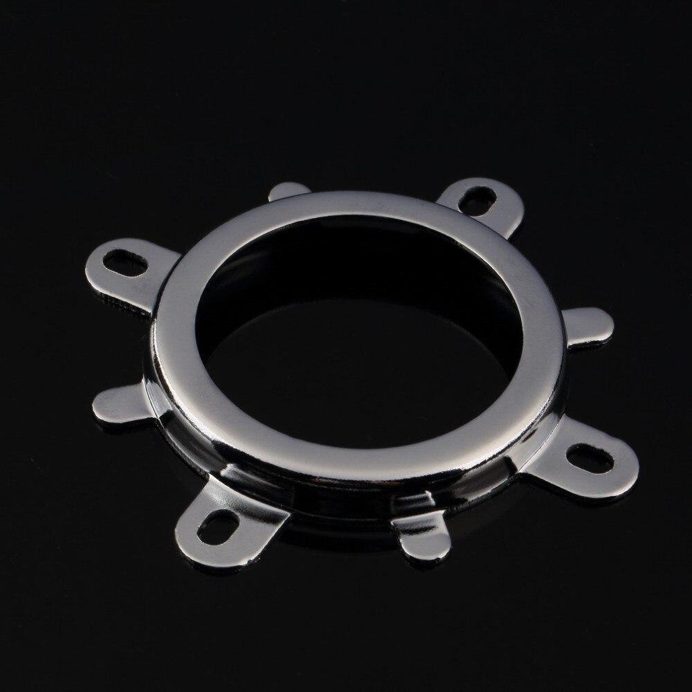 60-80 градусов 1 комплект 30 Вт 50 Вт 100 Вт светодиодный объектив 44 мм+ рефлекторный коллиматор+ фиксированный кронштейн 3 мм Толщина дна Прямая поставка