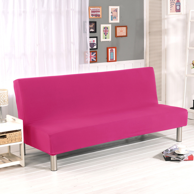 Stretch Sofa Cover Elastic Couch Cover No Hand Sofa Slipcovers Cheap ...