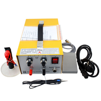 Pulse Sparkle Spot Welder Electric Jewelry Welding Machine Gold Silver 110V/220V Ship From USA