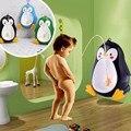 Crianças Bebê Menino Stand Vertical Mictórios Xixi Penico Toalete Parede-Montado Mictório