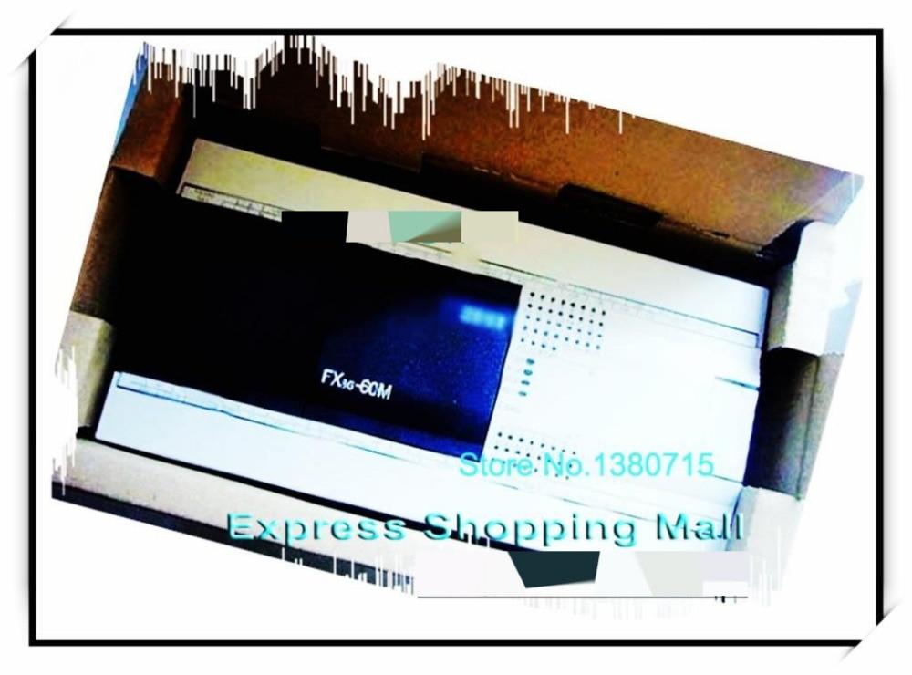 FX3G-60MR/ES-A PLC Main Unit DI 36 DO 24 Relay 100 to 240V AC melsec plc fx1n 60mr 001 fx1n 60mr001 main unit ac 220v 36di 24do relay ac power freeshipping extendibility i o fx1n60mr001