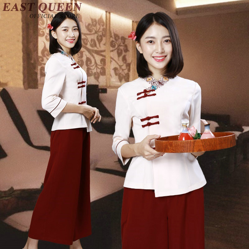 Buy medical nurse uniform clothing for Spa uniform supplier in singapore