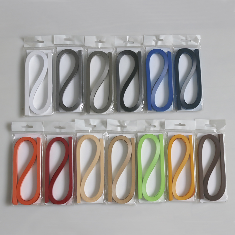 960 Stripes Quilling Paper 3//5mm Width Mixed Color Origami Paper Craft DIY Toy