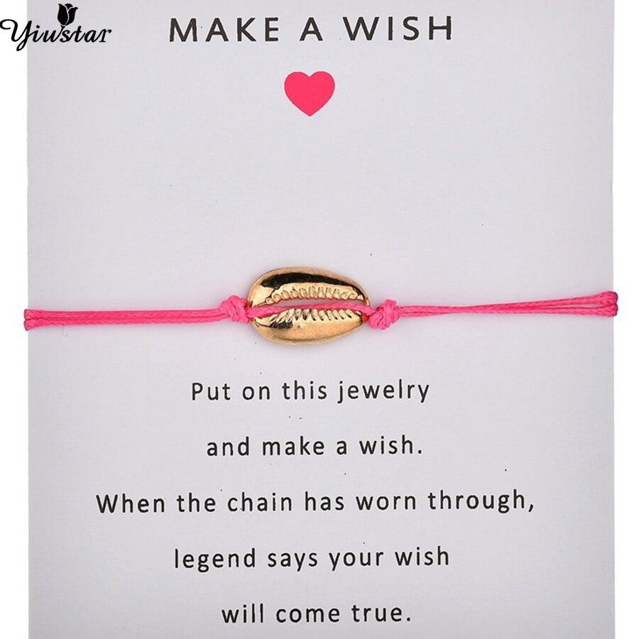 wish bracelts
