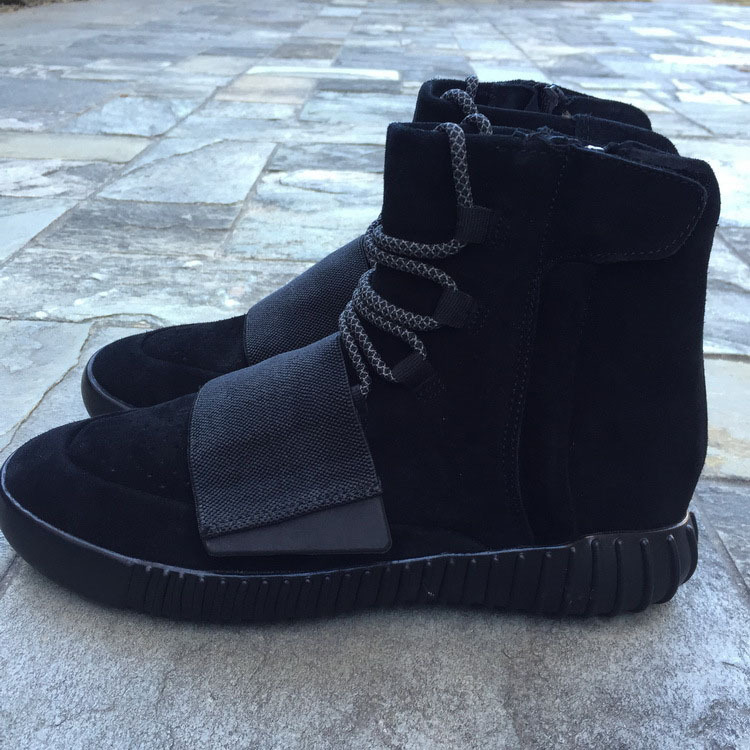 best loved 63ac3 24318 Final Version Yeezy 750 Blackout Kanye West Boost With Extra ...