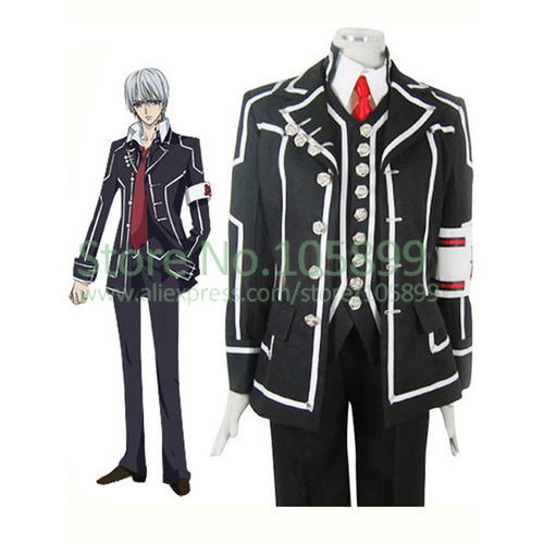 Kiryu Zero Halloween anime Cosplay costume inspired by ...