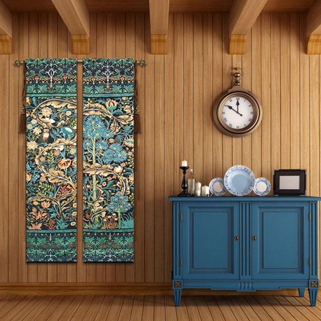 Wanddecoratie Op Doek.Pairs Pakket Blending Wandtapijt Voor William Morris Levensboom