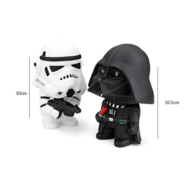 2pcs/set Star Wars Dark Knight StromTrooper Soldier