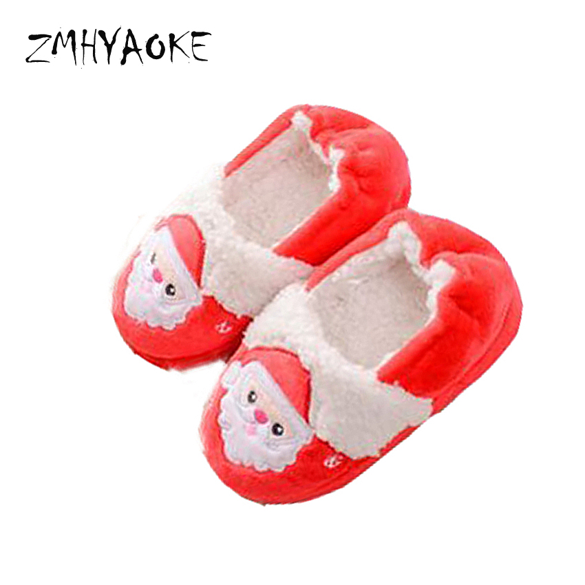 Buy christmas slippers kid and get free shipping on AliExpress.com