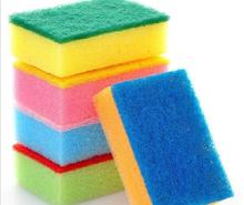 kitchen Sponges for casserole Scouring Pads tool thick