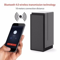Portable Size Wireless Bluetooth V4.0 Speaker 360 Degree Surround Sound TF Card HIFI Music Player Speaker Built-in Mic