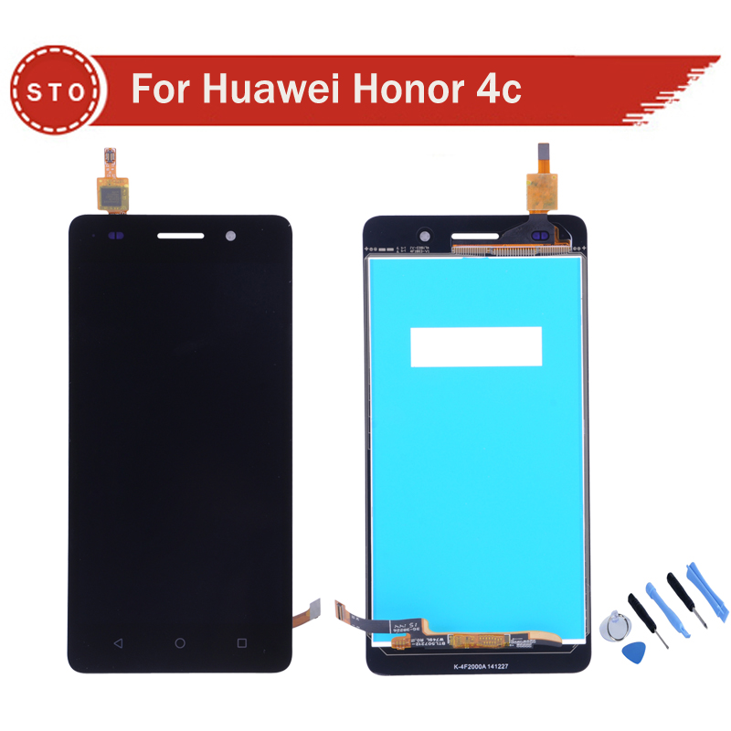 AAA Quality For Huawei Honor 4C LCD Display with font b Touch b font font b