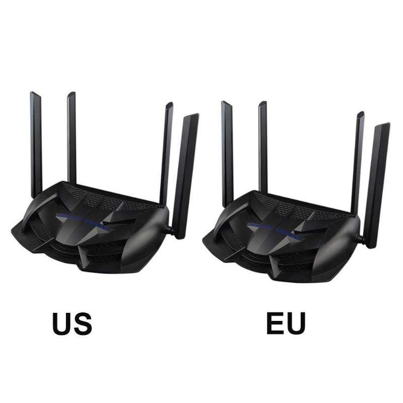 1200M Dual Bands Wireless Game Router Wireless Wifi Repeater Wireless AC Roteador Repetidor Rotate Aerial Repeater