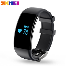 Smart Watch D21 New Sports Wristband SKMEI Fashion Watches Call Message Reminder Heart Rate Monitor ios Android Men Women Watch