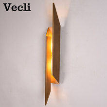 Nordic wall lamp simple bedroom bedside lamp modern living room background wall lamp warm room staircase wrought iron led light недорого