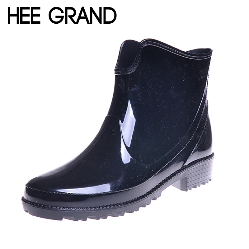 Europe Style Women 39 S Leopard Rainboots All Match Ankle Rubber Boots Fashion Anti Slip Woman 39 S