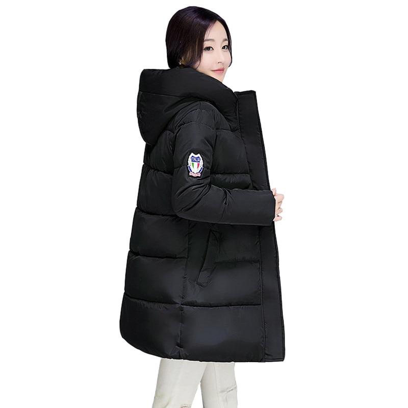 ზამთრის ქურთუკის ქურთუკი - ქალის ტანსაცმელი - ფოტო 5