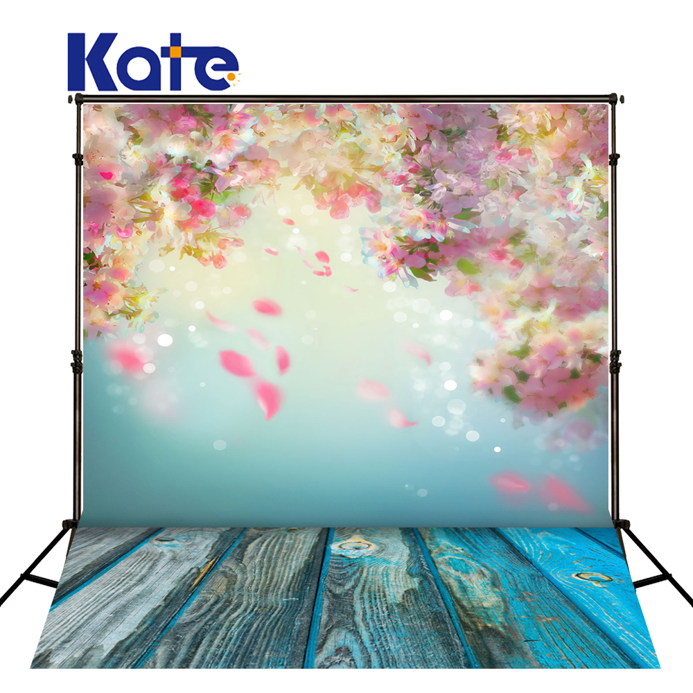 10X10ft Kate Floral Background Scenic Photo Backdrops Wedding Curtain Backdrops Wood Baby Photography Boda Photocall арт дизайн сув брелок me to you g91k0036