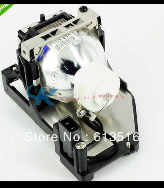 Projector Lamp with housing  610 349 0847/610 350 2892/LMP141/LMP140 for  SANYO PLC-WL2500   PLC-WL2501  PLC-WL2503 610 red zin
