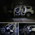 LED Interior Lighting Trunk light LED Read Room Dome Lamp for Audi A6 C7 2013 2014 2015