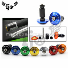 ATV Off-road dirt pit bike grip cap plug motocross slider scooter accessories moto handle bar end CNC motorcycle handlebar