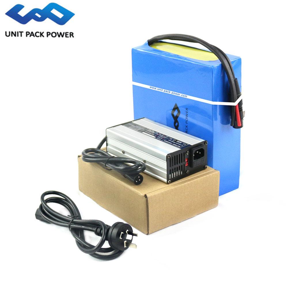 72V 20Ah 1500W Ebike Lithium Battery 72V Electric font b Bicycle b font Battery Pack for