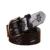Cinturones de Cuero de moda de la Impresión Floral mujer escupir Cuero Hebilla de Cinturón de Hebilla Hembra de la correa de La Vendimia Vaqueros de Cintura Faja Cinturón de Regalo de La Correa