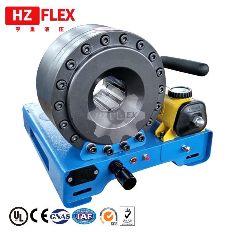 2019 HZFLEX 1 inch manual hydraulic hose press