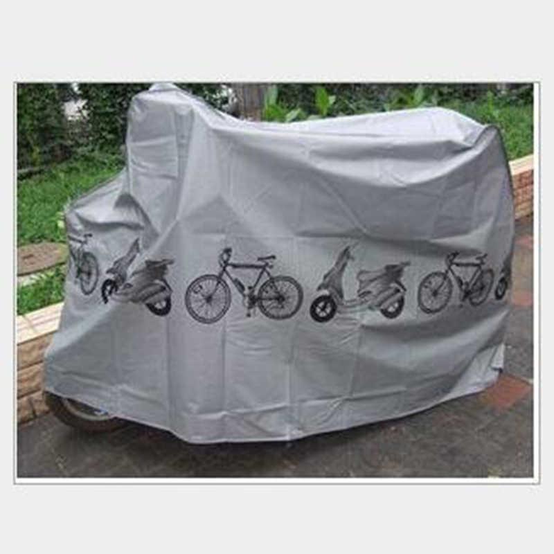 Górski rower szosowy pokrywa deszcz pył odzież przeciwdeszczowa wodoodporna kolarstwo na świeżym powietrzu część przenośny skuter E rower motocykl śnieg Protective05