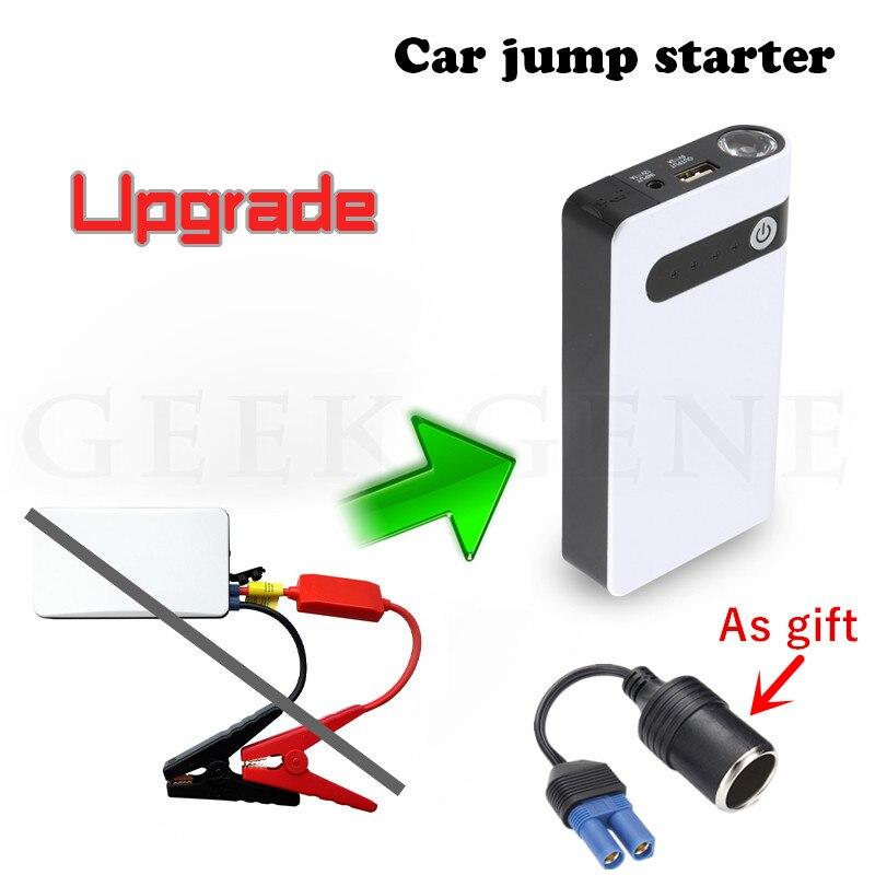 High Power 12000 mAh Auto Starthilfe Energienbank 400A Tragbare Startvorrichtung Auto Starterbatterie Für Autos 12 V Booster Buster CE