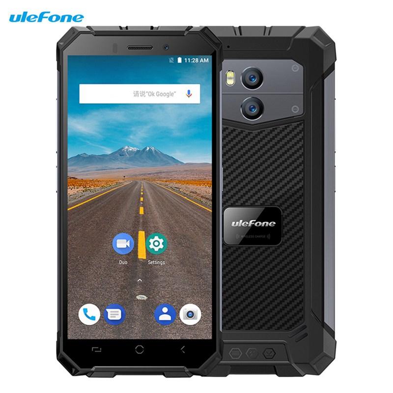 Купить Ulefone Armor X 4G смартфон 5,5 ''android 8,1 Oreo MT6739 4 ядра 2 Гб 16 13.0MP + 5.0MP отпечатков пальцев 5500 мАч мобильный телефон на Алиэкспресс