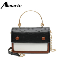 2019 Amarte Leather Luxury  Designer Bag Casual Tote Shoulder Crossbody High Quality Chain Caviar Bags