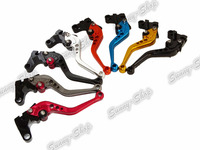 CNC Short Brake Clutch Levers For Yamaha YZF R1 2002 2003 R6 1999 2000 2001 2002
