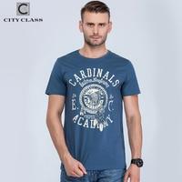 City Mens T Shirt Tops Tees Fitness Hip Hop Men Cotton Tshirts Homme Camisetas T Shirt