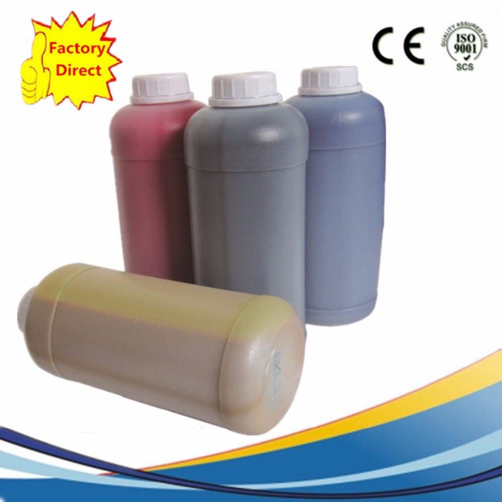 500ML x 4 Color Refill Dye Ink Kit For HP Printers Premium Photo Printing Inkjet Universal